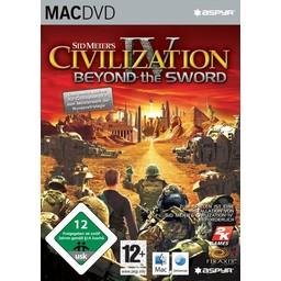 Aspyr Sid Meier's Civilization IV: Beyond the Sword - Mac