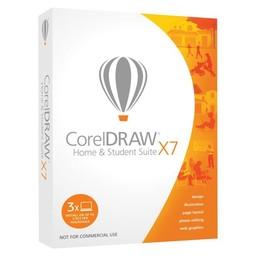Corel CorelDRAW Home & Student Suite X7 - Engels / 3 Gebruikers