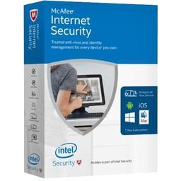 McAfee McAfee Internet Security 2016 - Nederlands / Onbeperkt aantal Apparaten / 1 Jaar