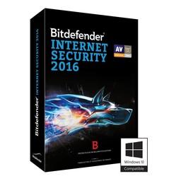 Bitdefender Bitdefender Internet Security 2016 - Nederlands / Frans / 2 Jaren / 3 Apparaten