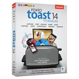 Corel Roxio Toast 14 Titanium - Engels