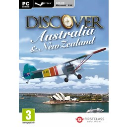 Excalibur Discover Australia & New Zealand - FS X + FS 2004 Add-On - Steam Edition