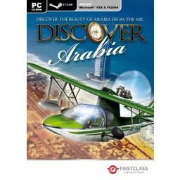 Excalibur Discover Arabia - FS X + FS 2004 Add-On - Steam Edition