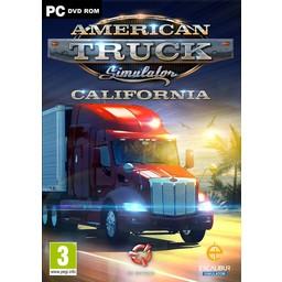 Excalibur American Truck Simulator California