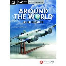 Excalibur Around The World in 80 Flights - FS X + FS 2004 Add-On - Steam Edition