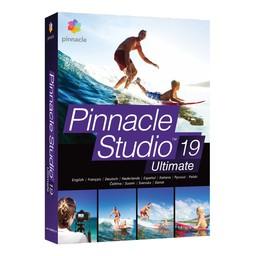 Corel Pinnacle Studio 19 Ultimate - Nederlands / Engels / Frans