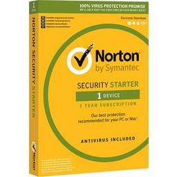 Symantec Norton Security Standard 3.0 - Nederlands / Frans / 1 Apparaat / 1 Jaar / Windows / Mac / iOS / Android