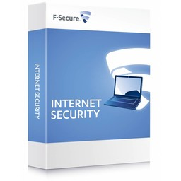 F-Secure F-Secure Internet Security - Nederlands / Engels / Frans / 3 Gebruikers / 1 Jaar