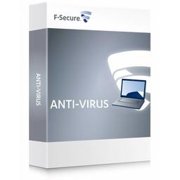 F-Secure F-Secure Anti-Virus - Nederlands / Engels / Frans / 3 Gebruikers / 1 Jaar