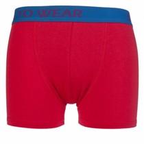 Boxershort rood