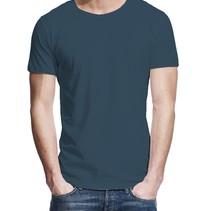 T-shirt blauw