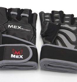 Mex - Pro Leder WristWrap - Fitnesshandschoenen