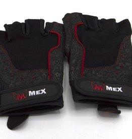 Mex Wear Womens Fitness Gloves - Black Stone