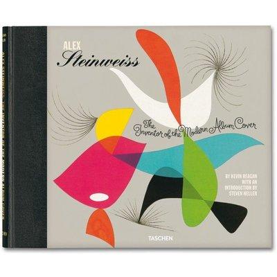 Alex Steinweiss, Inventor of the modern album cover taschen