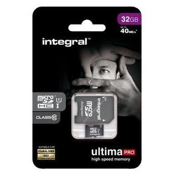 Integral Integral Micro sd kaart 32gb