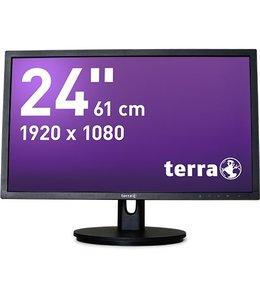 "Terra LED 2435W HA zwart DP+HDMI greenline plus / 24"""