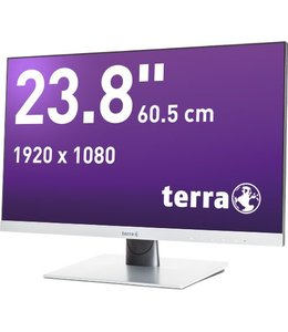 Terra LED 2462W Zilver DP/HDMI GREENLINE PLUS / 23,8""