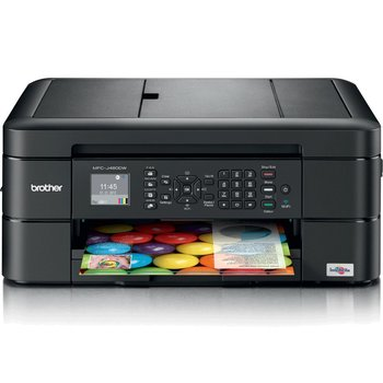 Brother Brother MFC-J480DW Draadloze all-in-one inkjetprinter
