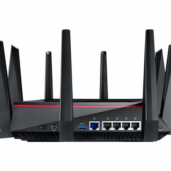 Asus RT-AC5300 Router / 4G / 2.4GHz / 5GHz / 5334 Mbps