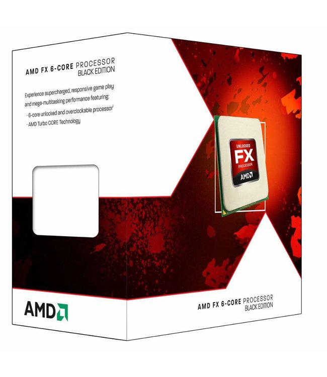 AMD CPU ® FX-6300 Black Edition  X6 / AM3+ / 3.5 GHz / 8MB