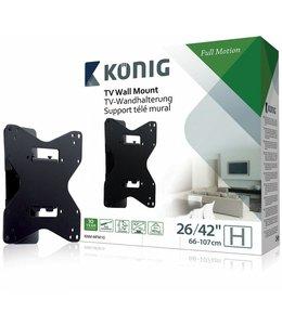 OEM König KNM-MFM10 flat panel muur steun