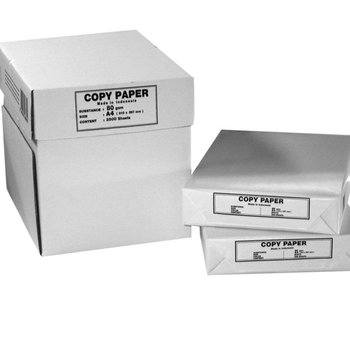 OEM Printpapier A4 Wit 75 grams (5x500 Pack)