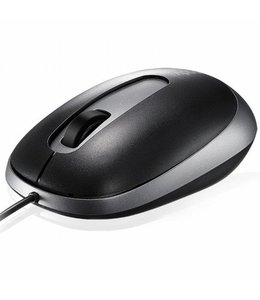 Rapoo Wired N3200 Mouse - Black