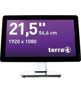 "Terra All-In-One-PC 2206 GREENLINE Non-Touch / 21,5"" / i5-6400 / 8 GB / 1TB / W10Pro"