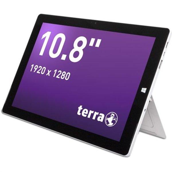 """Terra PAD 1062 x5-Z8350 W10 Home / 10,8"""" / Atom-Z3735F / 2GB / 64 GB / W10"""
