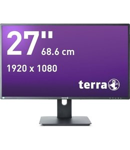 Terra LED 2756W PV zwart DP+ HDMI GREENLINE PLUS / 27""