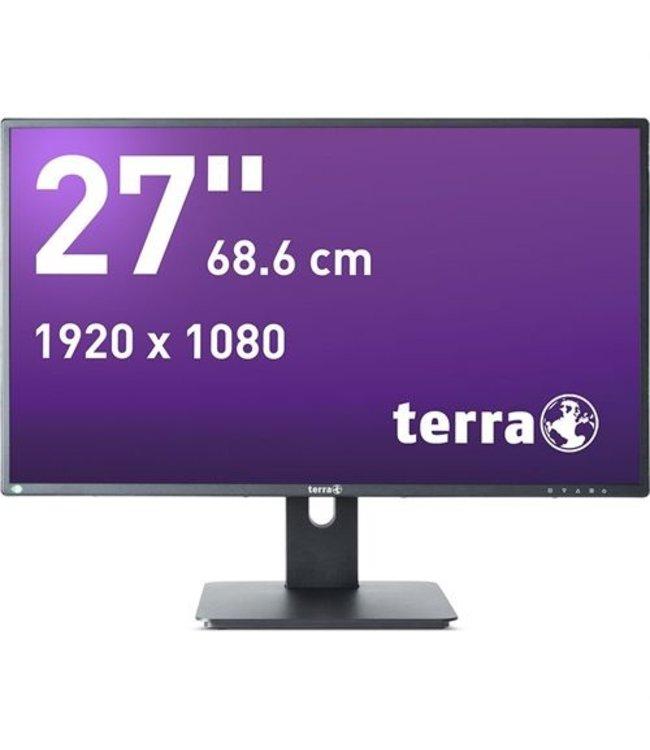 "Terra LED 2756W PV zwart DP+ HDMI GREENLINE PLUS / 27"""