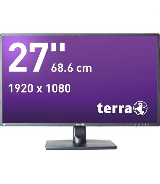 "Terra LED 2756W zwart DP+HDMI GREENLINE PLUS / 27"""