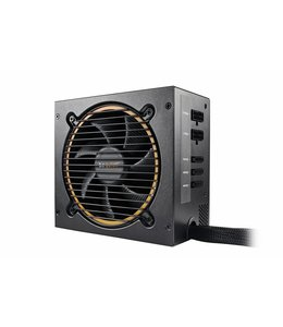 be quiet! Pure Power 10 600W CM 600W Zwart power supply unit