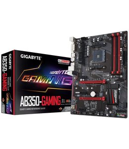 Gigabyte GA-AB350-Gaming AMD B350 Socket AM4 ATX moederbord