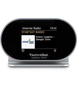 Technisat Technisat DigitRadio 120 IR, black/silver, DAB+/WLAN/BT/MR