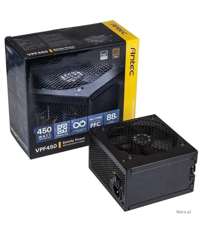 Antec PSU NE450M EC Semi Modular / 450W