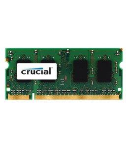 Crucial 1GB DDR2 SODIMM 1GB DDR2 800MHz geheugenmodule
