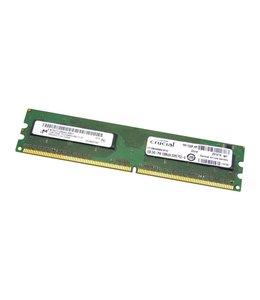Crucial 1GB DDR2 UDIMM 1GB DDR2 800MHz geheugenmodule