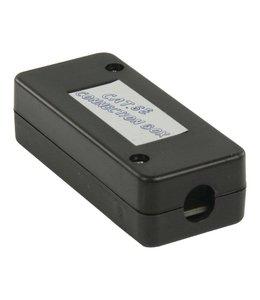 OEM Valueline VLCP89800B kabeladapter/verloopstukje