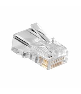 Ewent EW9002 RJ-45 Transparant kabel-connector