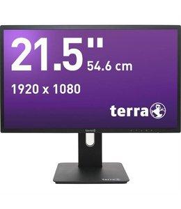 "Terra LED 2256W PV black DP, HDMI GREENLINE PLUS / 21,5"""