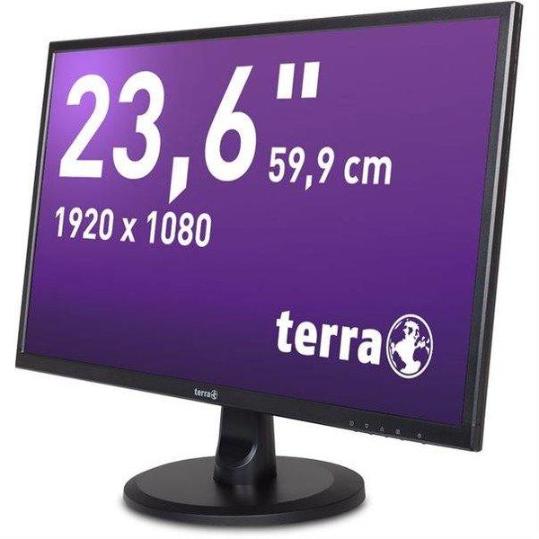 "Terra LCD/LED 2447W 23.6"" MVA black / 23,6"""