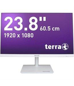 """Terra LED 2464W white HDMI GREENLINE PLUS / 23,8"""""""