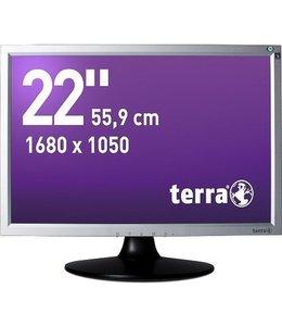 "Terra LED 2230W silver/bla DVI GREENLINE PLUS / 22"""