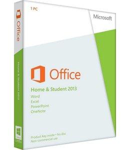 Microsoft Office Home and Student 2013 1gebruiker(s) SLK