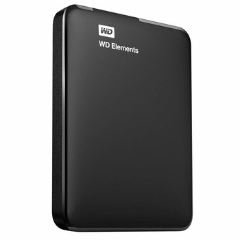 Western Digital WD Elements Portable 2.5 Inch externe HDD 500GB, Zwart