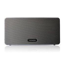 Sonos PLAY:3 Ethernet LAN Wi-Fi Zwart digital audio streamer