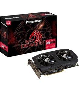 Asus VGA Powercolor Red Dragon Radeon RX580 DDR5 8GB