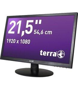 Terra TERRA LED 2212W Black DVI GREENLINE PLUS