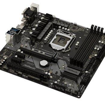 Asrock Z370M Pro4 LGA 1151 (Socket H4) Micro ATX moederbord